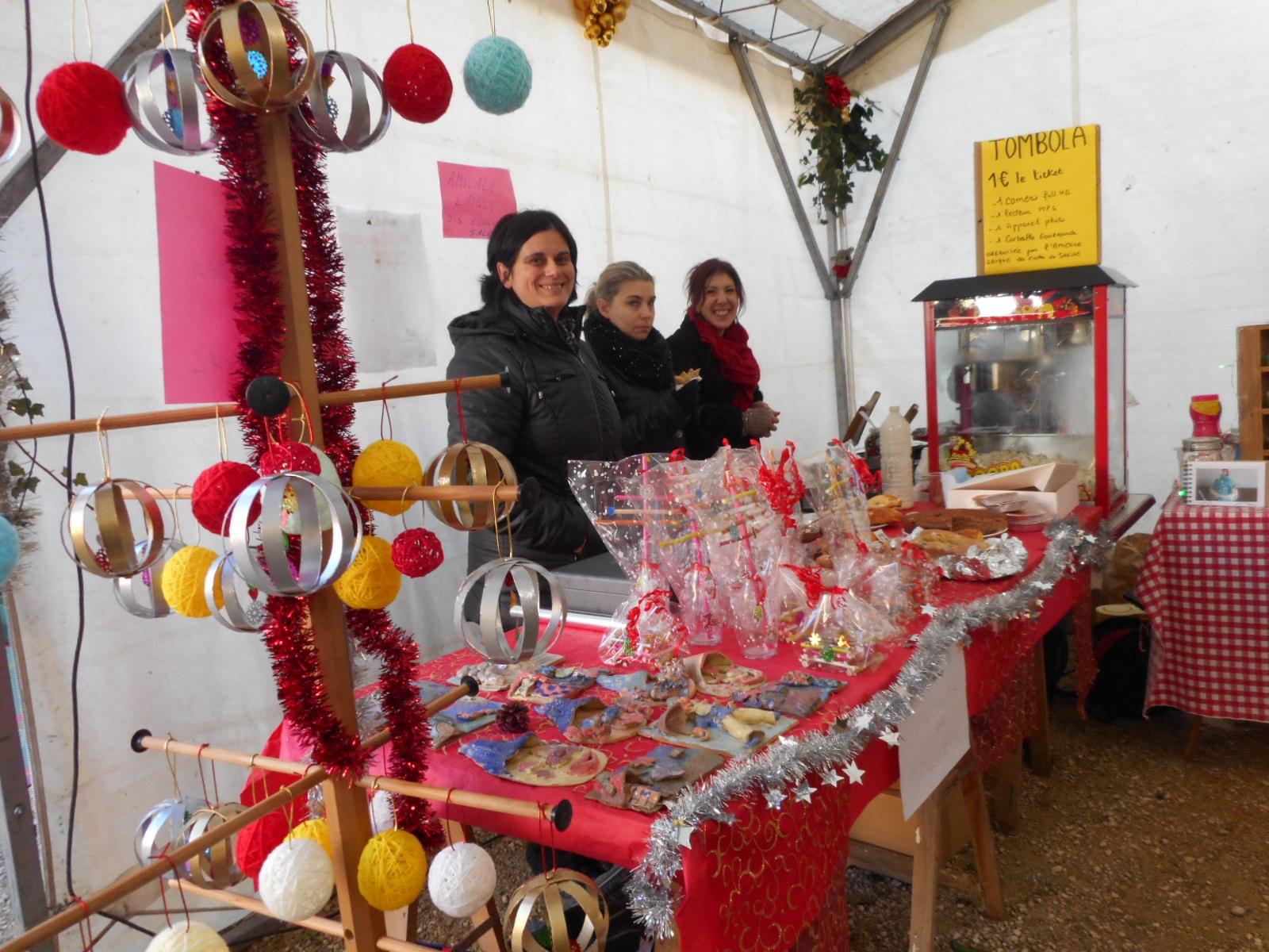Figeac : Marché de Noël à Salviac