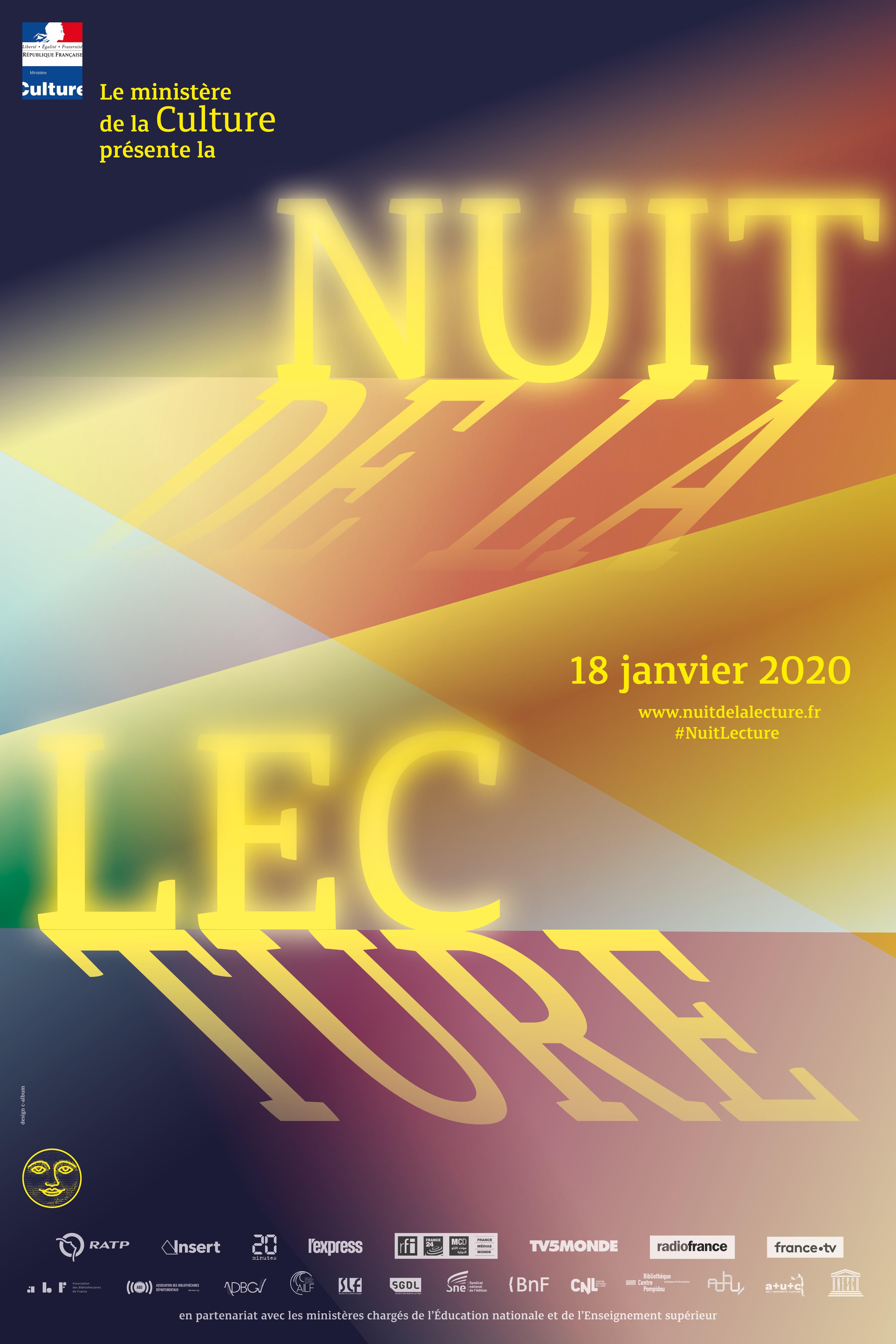 La Nuit de la Lecture 4ème Edition