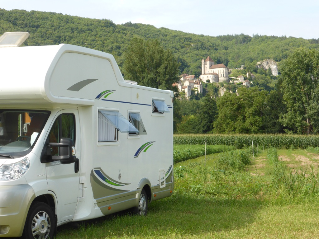 Aires camping-car