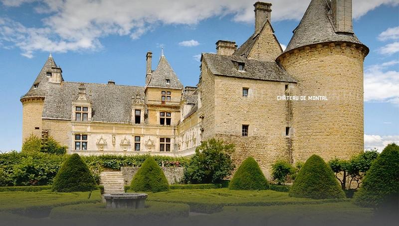 Figeac : Journées du Patrimoine:Visite du Château de Montal