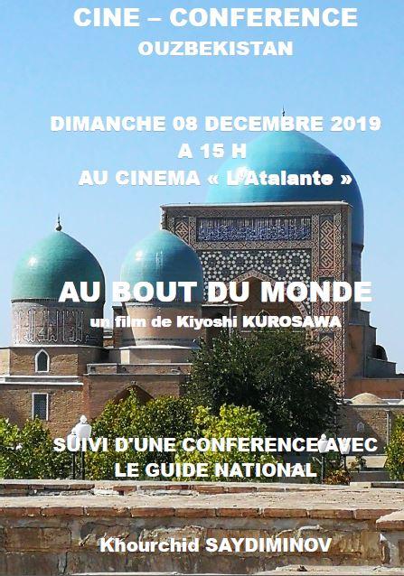 Figeac : Conférence-Projection : ''Au bout du Monde''