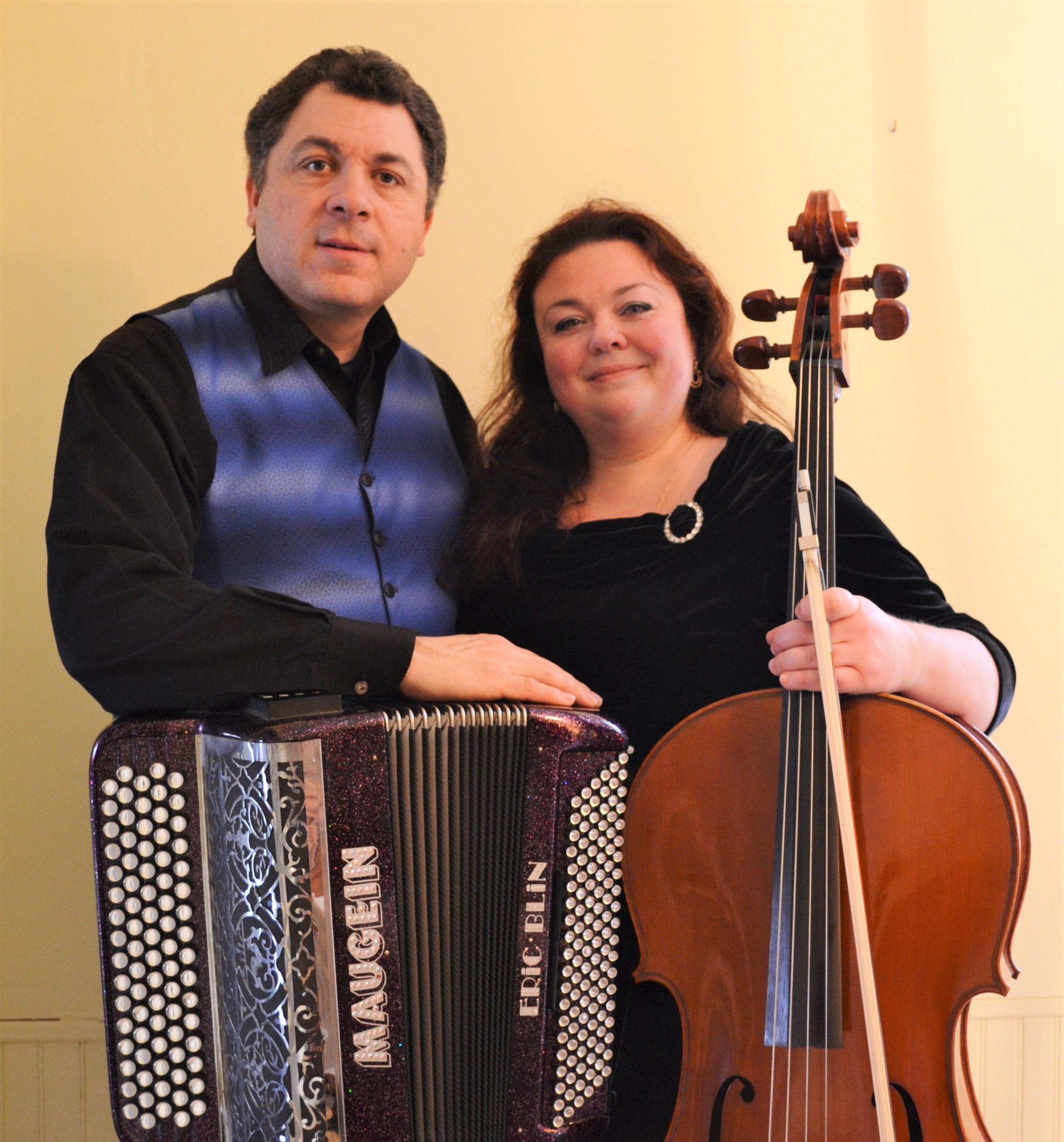 Figeac : Concert : ''Musiques Originales de la Grande Europe''