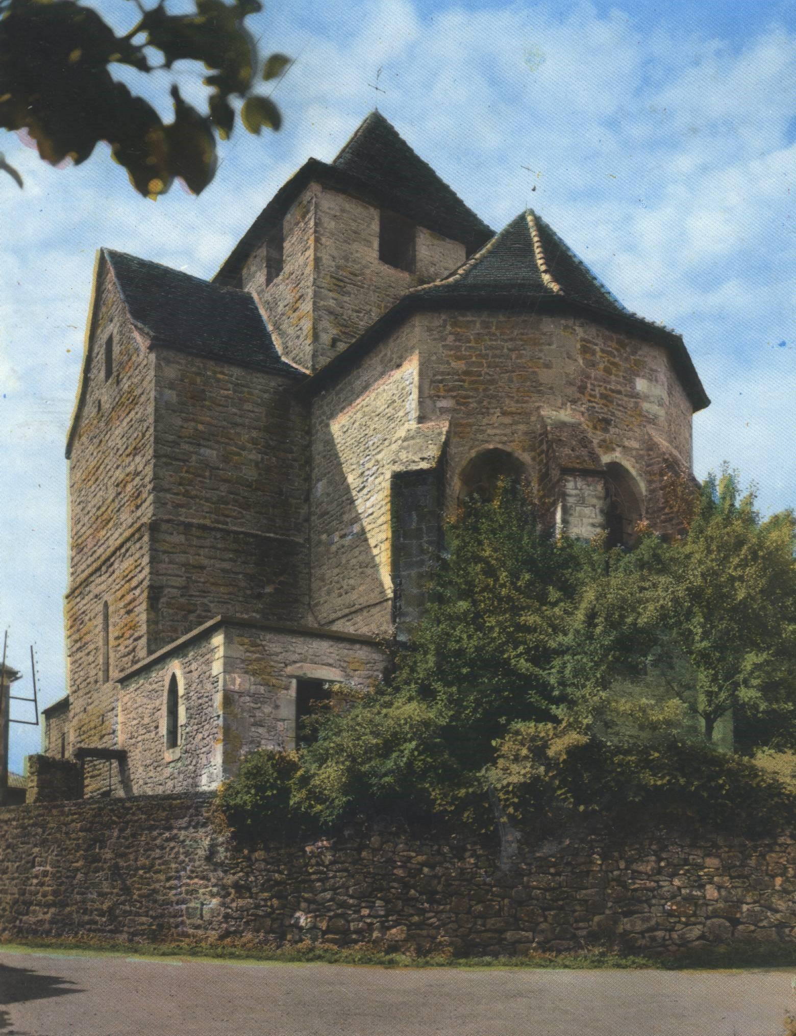 Figeac : Visite Guidée de l'Eglise Saint-Barthélémy