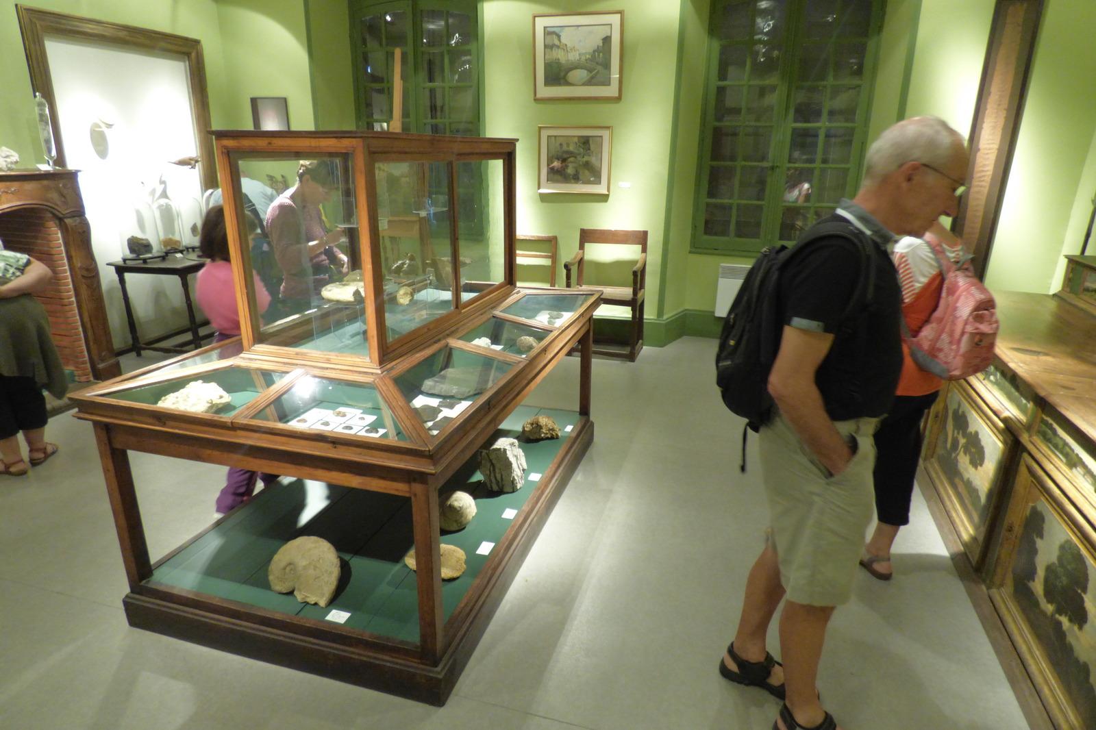 Figeac : Journées du Patrimoine à Figeac : Musée d'Histoire de Figeac