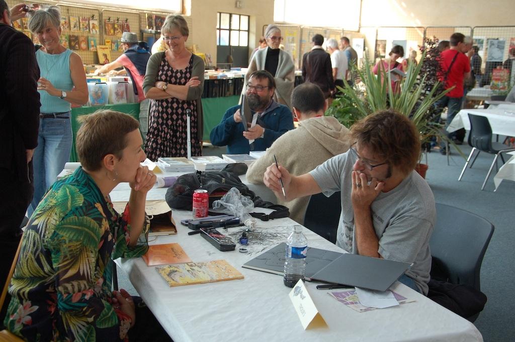 Figeac : Festival : La BD Prend l'Air