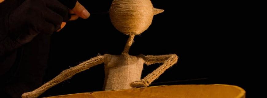 Figeac : Spectacle Marionnette Jeunes Public: Ficelle