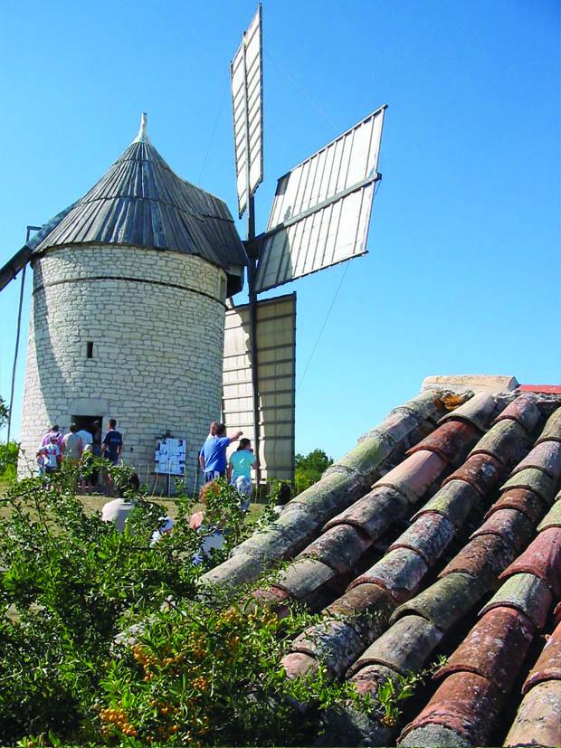 Moulin de Castelnau Montratier