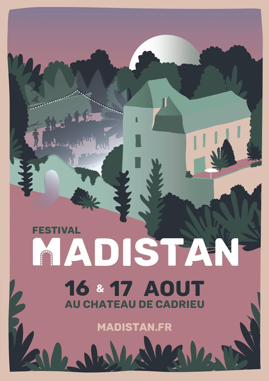 Figeac : Festival Madistan au Château de Cadrieu