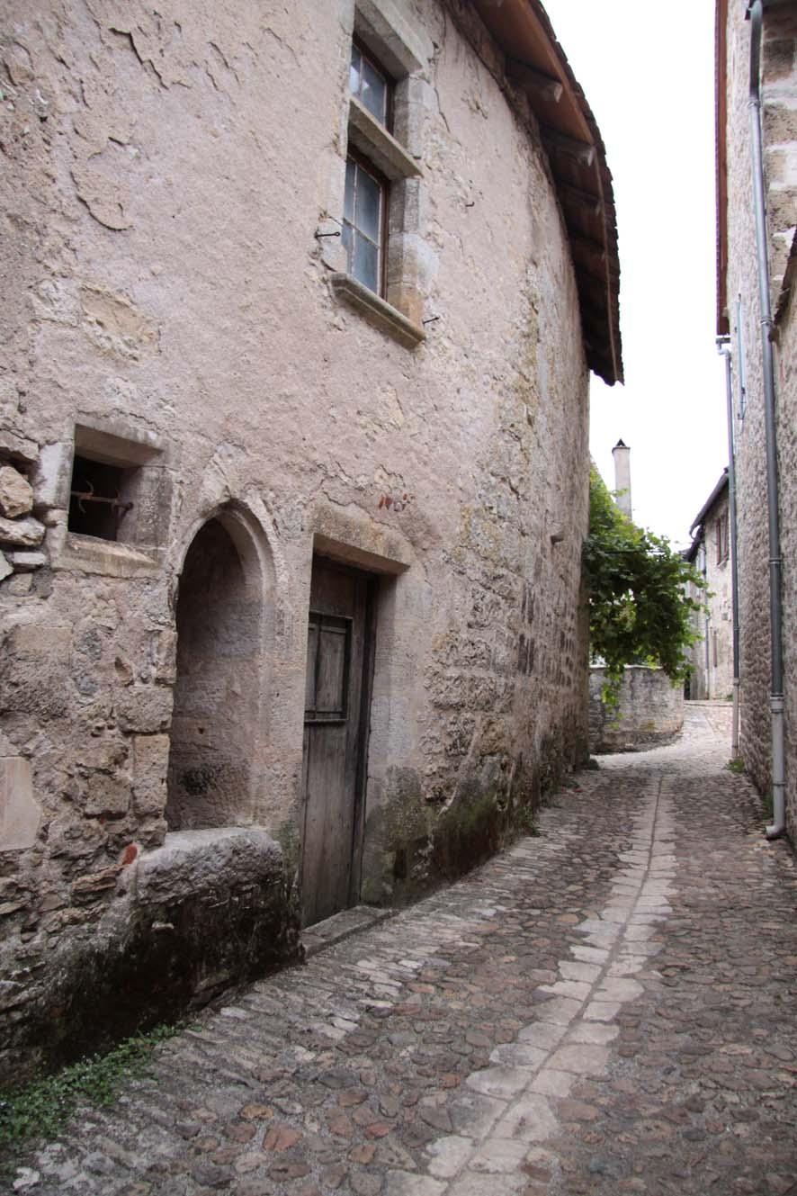 Figeac : Visite Libre du Cloître de la Maison des Mirepoix à Martel