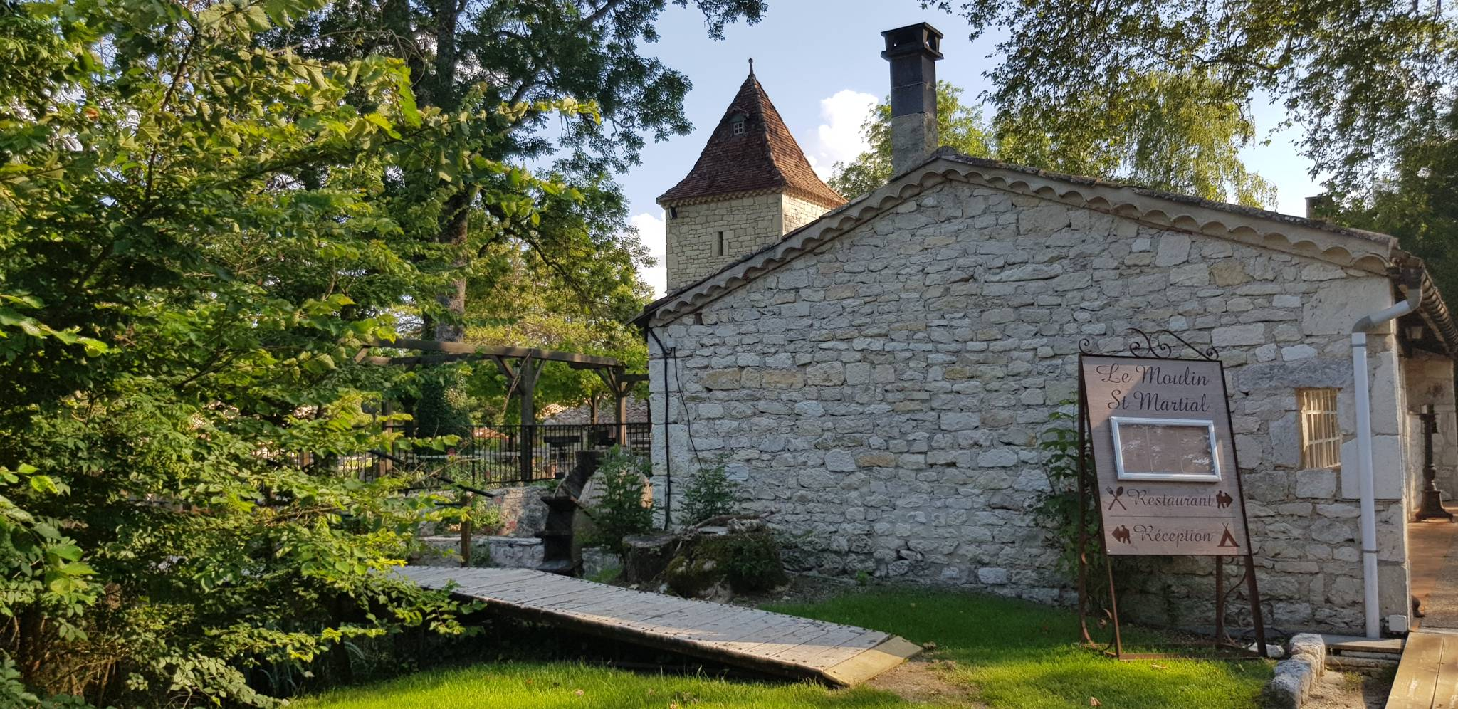Moulin St martial -2019
