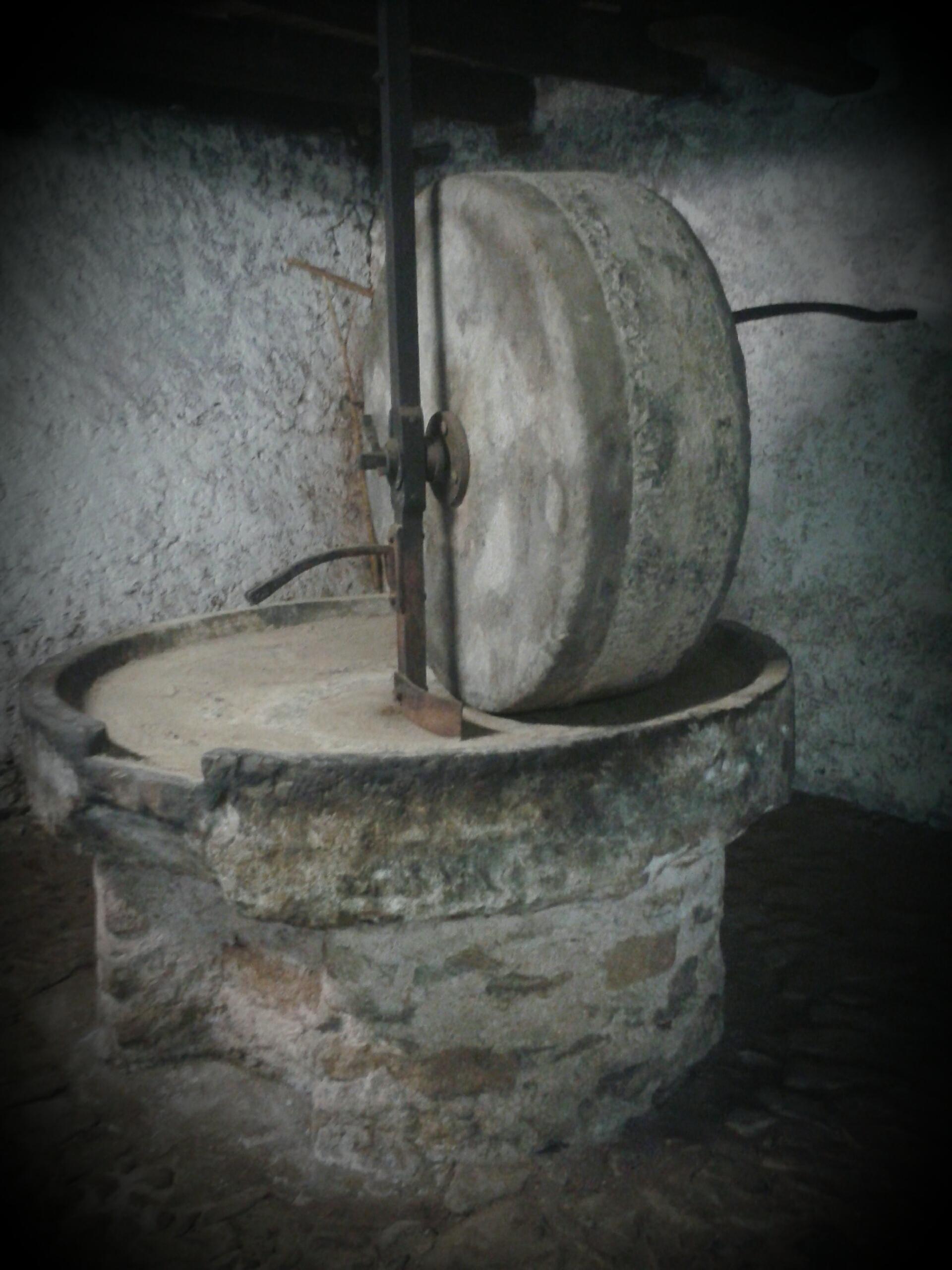Figeac : Visite du Moulin à Huile de Noix
