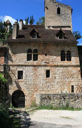 Figeac : Visite guidée exceptionnelle du Château privé de Briance