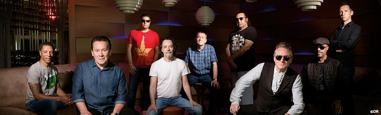 Figeac : UB40 - Festival Ecaussystème