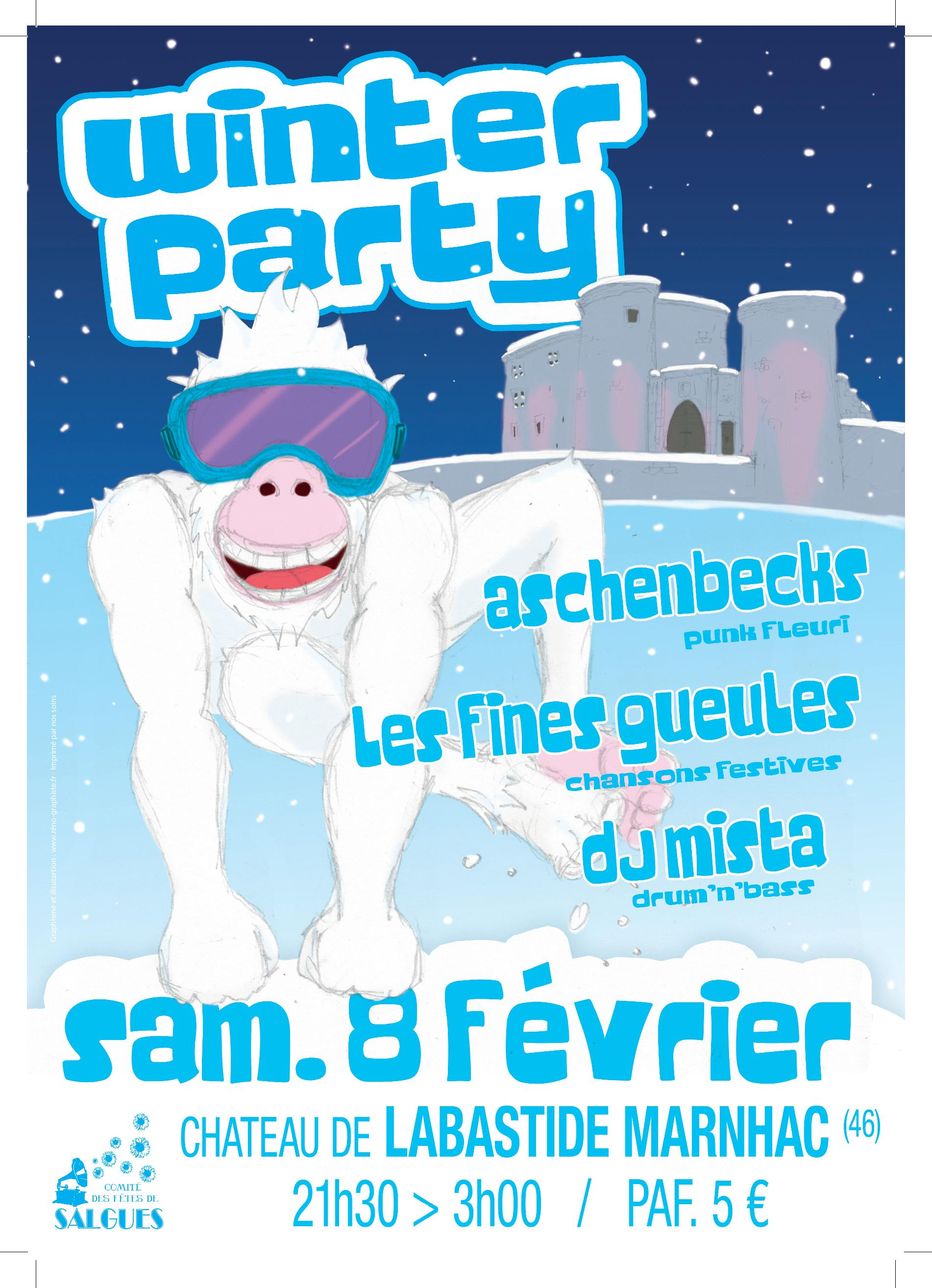 Figeac : Winter Party