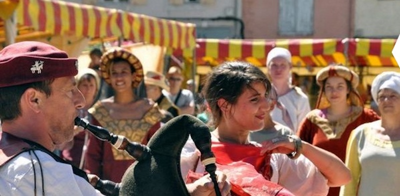 Figeac : 3ème Edition de la Fête Médiévale de Cardaillac