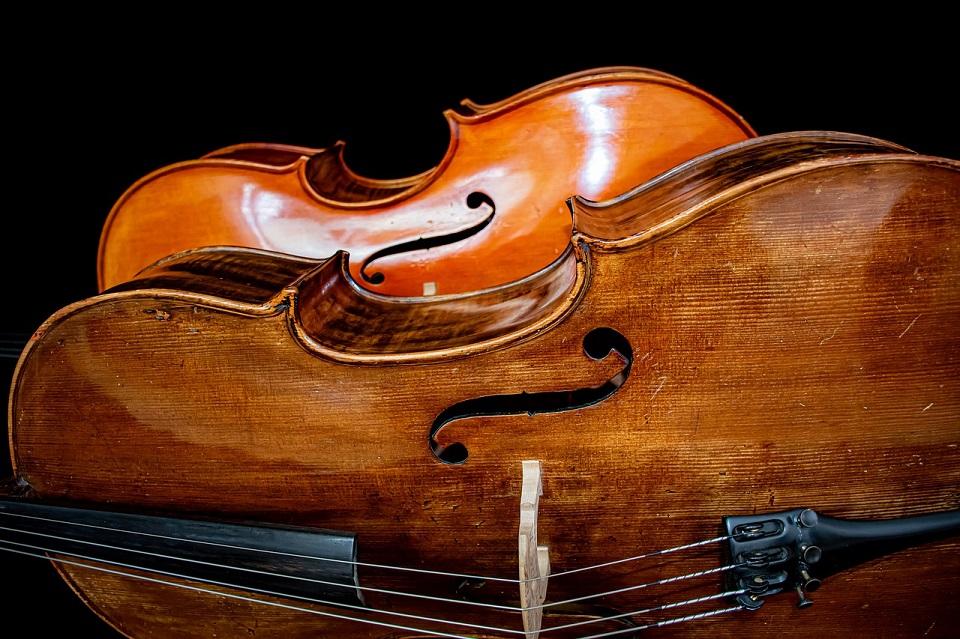 Figeac : Concert Notre-Dame de l'Ile: XXXIIèmes Rencontres de Violoncelle de Bélaye
