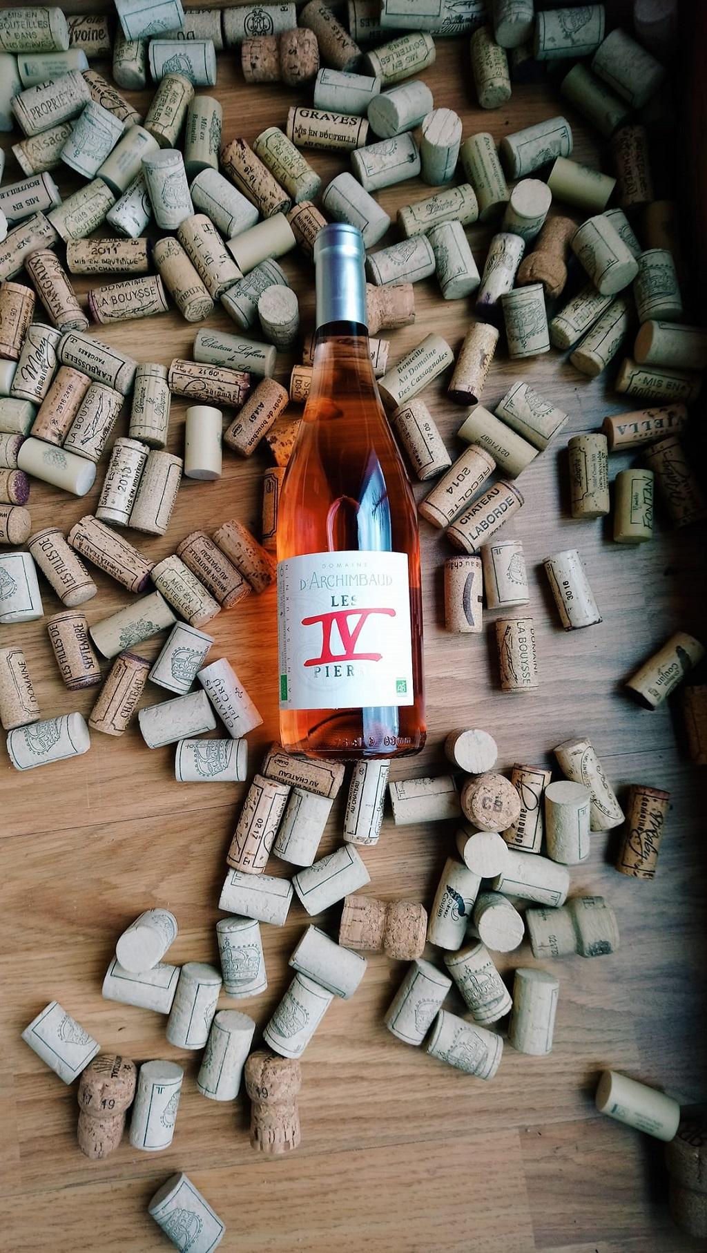 Figeac : Dégustation de Vin