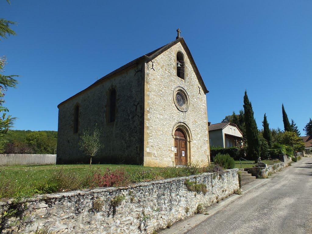 chapelle St Jean-Gabriel Perboyre - Cazals ©Yann LESELLIER