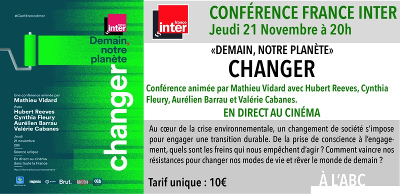 Figeac : Conférence France-Inter :