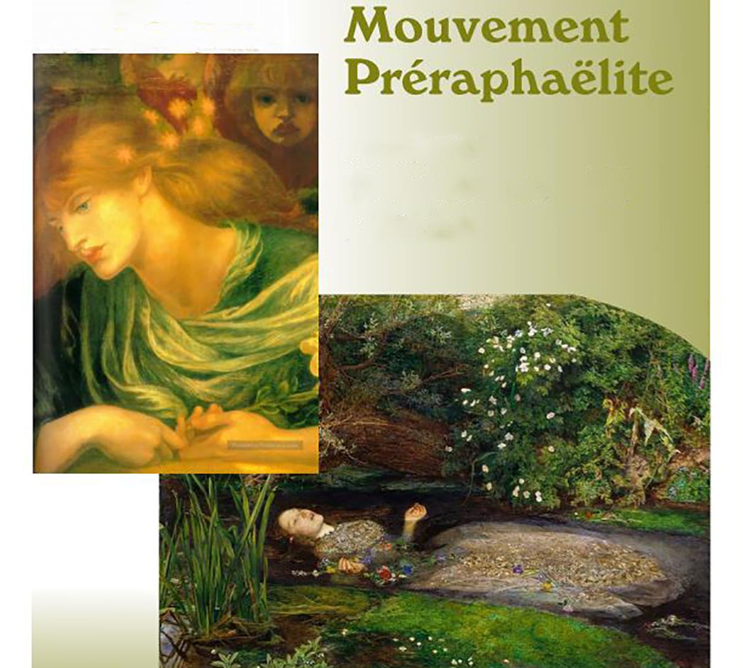 Figeac : Conférence sur le Mouvement Préraphaélite