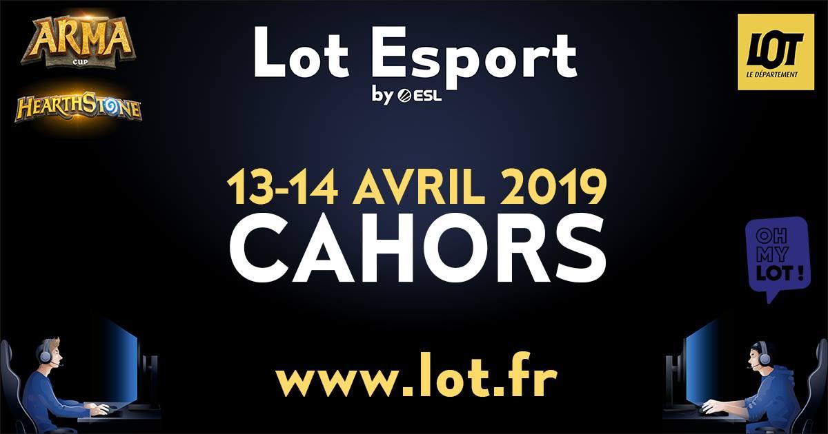 Figeac : Lot Esport : Tournoi d'Esport