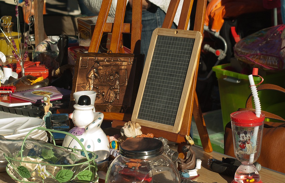 Figeac : Salon Antiquités Brocante