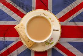 '' Just a Cup of Tea ''