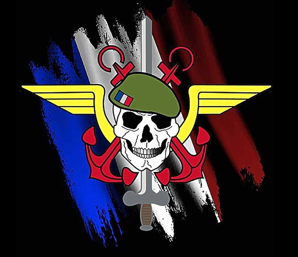 Logo french army vets