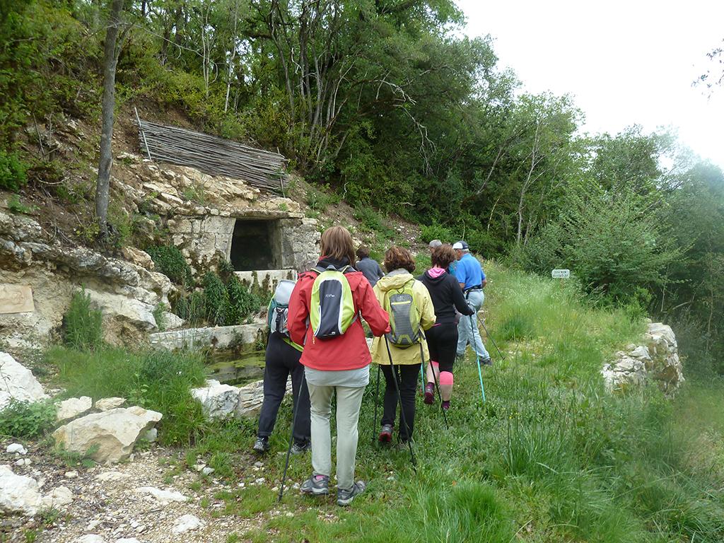 Figeac : Randonnée Pédestre à Le Montat