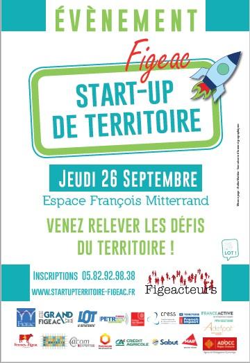 Figeac : Évènement Start Up de Territoire